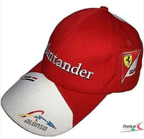 Ferrari F1 Czapka Scuderia Team Fernando Alonso - Puma