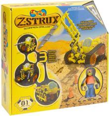 Zoob Z-Strux Scorpion Driller 80 elementów - ZOOB