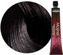 Loreal Majirel | Trwała farba do włosów kolor 3 ciemny brąz 50ml