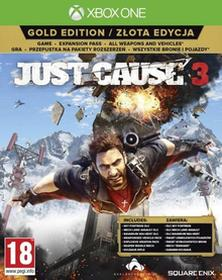 Just Cause 3 Gold Edition Xbox One