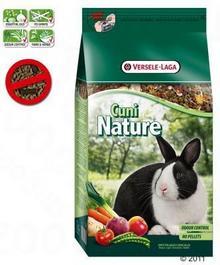 Pokarm suchy dla królików