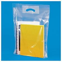 Torba foliowa 200 szt. 300x400x80 transparentna PDR30T