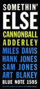 Cannonball Adderley Somethin Else Winyl
