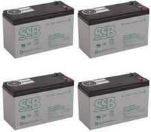 APC RBC54 zestaw baterii SBL SBL12V7.2x4