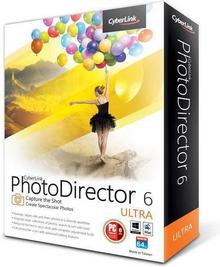 CyberLink PhotoDirector 6 Suite