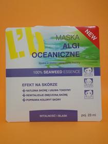 Lbiotica Maska algi oceaniczne 23ml