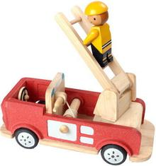 Plan Toys Straż pożarna