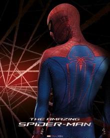 The Amazing Spider-Man - Back - Plakat