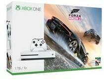 Microsoft Xbox One S Biały 500 GB + Forza Horizon 3