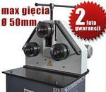 GIĘTARKA WALCARKA ZWIJARKA WALCE DO RUR I PROFILI MAKTEK RBM 40HV - EWIMAX