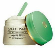 Collistar Talasso scrub rewitalizująca sol-peeling do ciała 700g