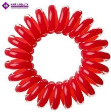 InvisiBobble Rapberry Red Czerwone gumki do wosów 3 pack