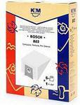 Opinie o Bosch K & M Worki K&M B02 typ G Worki papierowe 5 szt. + filtr