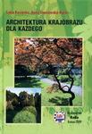 Opinie o L. Kasińska, A. Sieniawska-Kuras Architektura krajobrazu dla każdego
