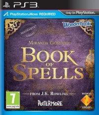 Wonderbook Księga Czarów  + Księga Czarów PS3