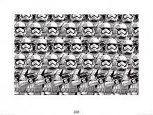 Star Wars The Force Awakens Stormtrooper - Obraz, reprodukcja
