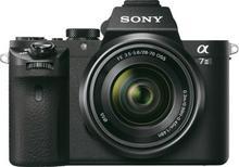 Sony Alpha 7 II + 28-70 kit czarny