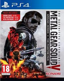 Metal Gear Solid V Definitive Edition PS4