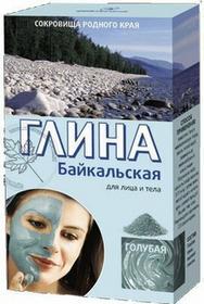 Fitocosmetic Bajkalska Glinka Błękitna Peelingująca 100% naturalna 100g