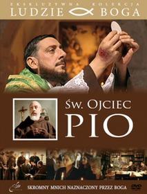 E-lite Distribution ŚWIETY OJCIEC PIO (książka + [DVD]