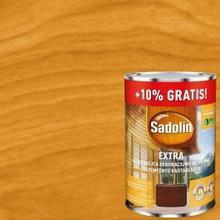 Sadolin Extra Lakierobejca do dekoracji i zabezpieczenia drewna Piniowy 5L+10%