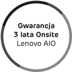 LenovoGwarancja 3 lata Onsite AIO 5WS0G05568