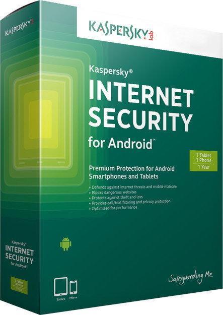 Kaspersky Mobile Security 2015 ENG (1 urz.) - Nowa licencja