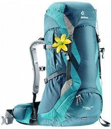 Deuter Plecak trekkingowy damski Futura Pro 40 SL 3428433560/ARTIC-PETROL