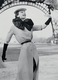 Elegancka Kobieta - Obraz, reprodukcja