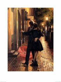 Spontaniczny Taniec - Obraz, reprodukcja