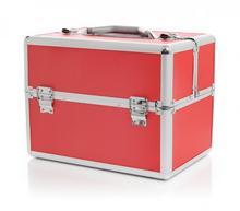 Vanity_A kuferek Kosmetyczny S - Standardowy Red