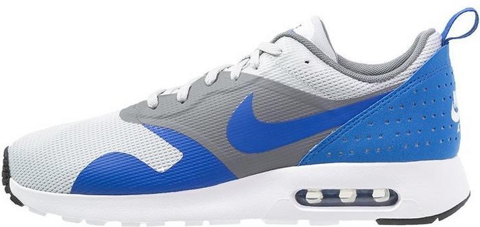 half off 59d7b 68aef Nike AIR MAX TAVAS sportowe pure platinumgame niebieskicool 705149