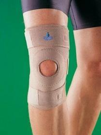 Antar Oppo Stabilizator kolana z silikonowym wzmocnieniem rzepki 1024