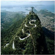 Rio de Janeiro (Brazylia) - Obraz, reprodukcja