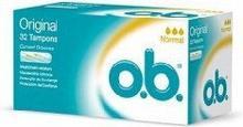O.B. Normal tampony 32szt