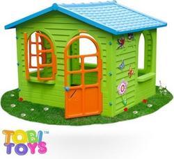 Tobi Toys Ogrodowy Domek Dla Dzieci Opinie O Produkcie Na