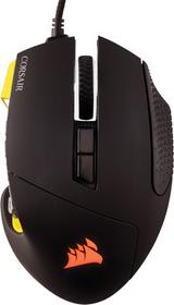 Corsair Scimitar RGB MOBA/MMO czarna