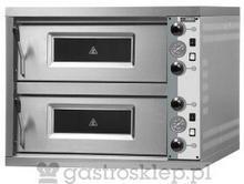 MBM Piec do pizzy 2 komory elektryczny | MFKRN44XL