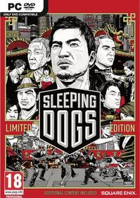 Sleeping Dogs - Limited Edition PC