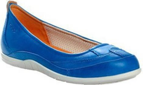 Ecco Bluma 23078301208 niebieski