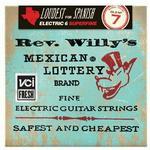 Dunlop RWN0738 - do gitary elektrycznejnej