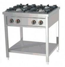RedFox Kuchnia gazowa 4-palnikowa na podstawie (spb70/80g)
