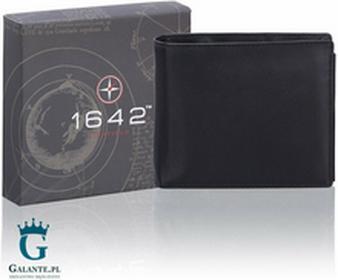 Lichfield Leather portfel męski 1642 Lichfield 2015-17