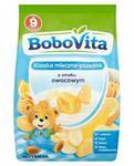 Nutricia BOBOVITA Kaszka mleczno-pszenna o smaku owocowym po 9 m-cu 230