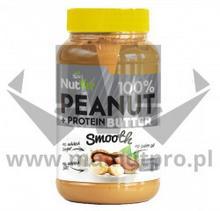 Ostrovit NutVit 100% Peanut + Protein Butter Smooth - 500g 2060