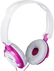 Panasonic RP-DJS150E-P biało-różowe