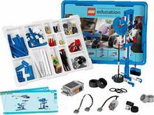 LEGO System MASZYNY PROSTE I SILNIK 9686