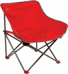 Coleman Kick back Red Krzesła turystyczne