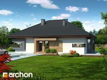 Archon+ Dom pod jarząbem (N) ver.2 (powierzchnia 114.62 m2)