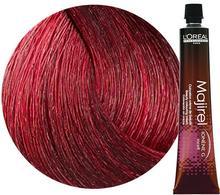 Loreal Majirel   Trwała farba do włosów kolor 6.66 ciemny blond czerwony głęboki 50ml